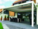 Wit Premium | Lamellen terrasoverkapping | Ruim genieten