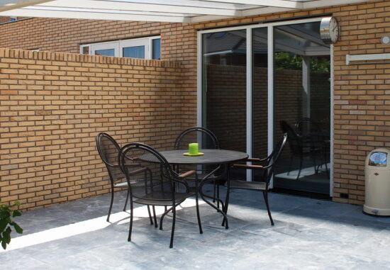 Luxe veranda op maat polycarbonaat