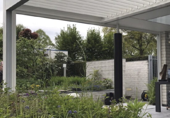 veranda didam in beboste omgeving